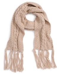 Cable knit scarf medium 883961