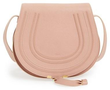 Chloé Marcie Medium Leather Crossbody Bag 7e75de7c1e5ff