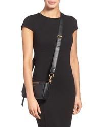 6c48e7bb793 Marc Jacobs Recruit Leather Crossbody Bag Grey, £225   Nordstrom ...