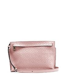 T mini leather cross body bag medium 1156607