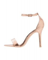 Sandals rose gold medium 4014385