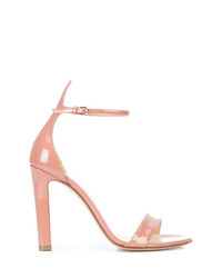 Francesco Russo Two Strap Sandals