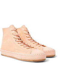 Hender Scheme Mip 19 Leather High Top Sneakers