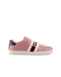 Gucci Ace Sneaker With Stripe