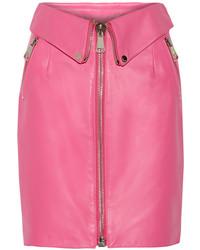 Leather skirt medium 236319