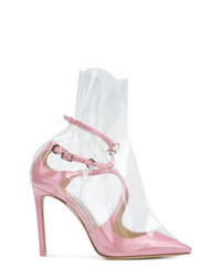 Off-White Co Jimmy Choo Claire 100 Pumps