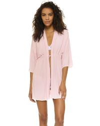 Cheek frills carolyn murphy block robe medium 547511