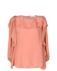 See by Chloe See By Chlo Frill Trimmed Blouse