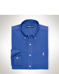 Polo Ralph Lauren Custom Fit Lightweight Poplin