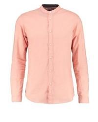 Jorlee slim fit shirt peach beige medium 3779077