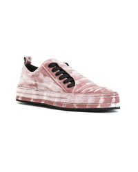 Ann Demeulemeester Concealed Lace Sneakers