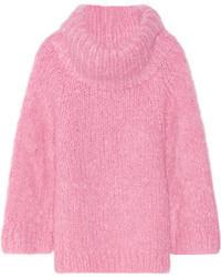 Michael Kors Michl Kors Oversized Mohair Blend Sweater