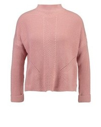 Travelling boxy jumper pink medium 3942009
