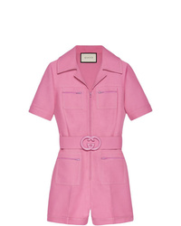 Gucci Short Playsuit