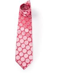 Vintage polka dot tie medium 144422