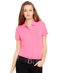 Pink Polo