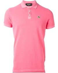 DSQUARED2 Banana Detail Classic Polo Shirt