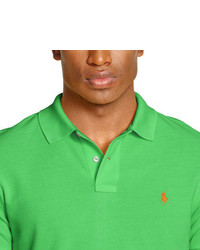 ... Polo Ralph Lauren Custom Fit Mesh Polo Shirt ...