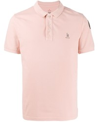 Parajumpers Embroidered Logo Polo Shirt