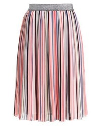 Onlrainbow pleated skirt strawberry ice medium 4239379