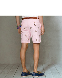 Polo Ralph Lauren Straight Fit Mallard Short