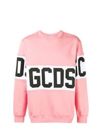 Gcds Logo Stripe Sweater