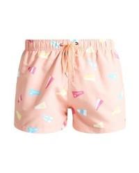 Boardies Swimming Shorts Pink