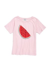 Wildfox Couture Girls Wildfox Watermelon Graphic Tee
