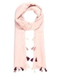 Pcpauline scarf cameo rose medium 4139285