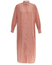 Stella McCartney Arianna Silk Shirtdress