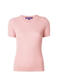 Ralph Lauren Ribbed Shortsleeved Jumper