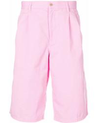 Comme des Garcons Comme Des Garons Shirt Pleated Detail Deck Shorts