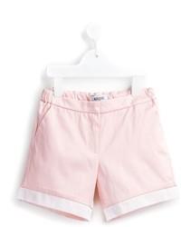 Moschino Kids Bow Shorts