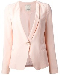 Single button blazer medium 7504
