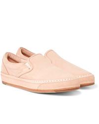 Hender Scheme Mip 17 Nubuck Slip On Sneakers