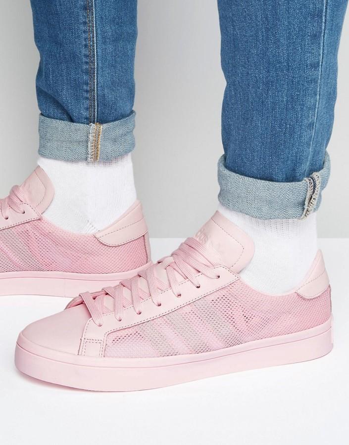 adidas Originals Court Vantage | Blanc | Baskets | S76210