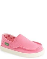 Sanuk Sideskip Slip On Sneaker