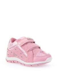 Geox Toddler Girls Shaax Sneaker