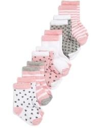 Nordstrom Baby Crew Socks