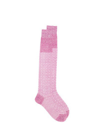 Fashion Clinic Timeless Dot Pattern Socks