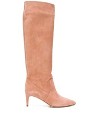 RED Valentino Red Pointed Boots