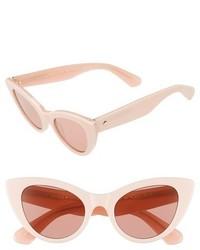 Kate Spade New York Deandra 50mm Cat Eye Sunglasses