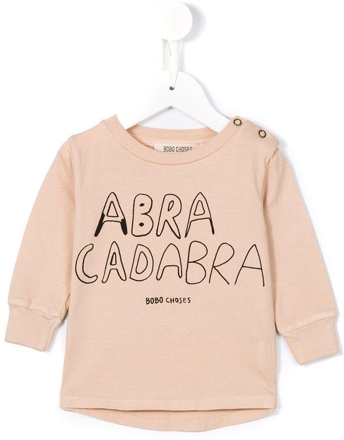 Bobo Choses Abra Cadabra Sweatshirt