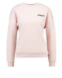 Topshop Babygirl Sweatshirt Lightpink