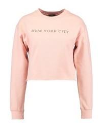 Topshop Sweatshirt Pink