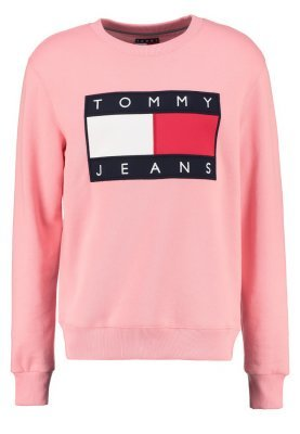 2667a53eb34c Tommy Hilfiger Tommy Jeans 90s Sweatshirt Pink   Where to buy   how ...