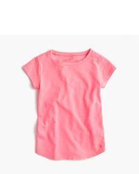 J.Crew Girls Supersoft T Shirt
