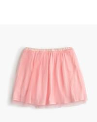 J.Crew Girls Tulle Skirt