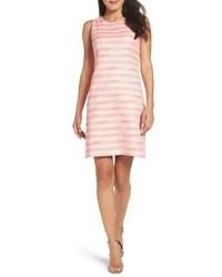 Pink Tweed Sheath Dress