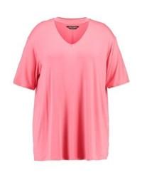 Dorothy Perkins Print T Shirt Pink